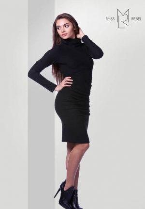 SZIMONETTA ruha fekete