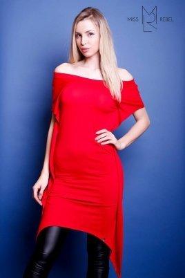 18002 Anubiusz ruha piros