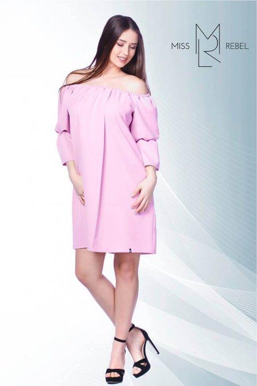 18016-1 Ágota ruha púder