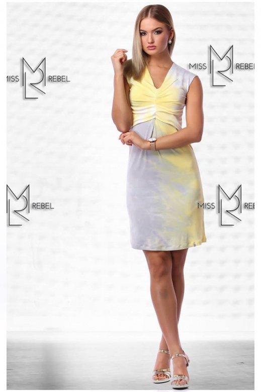 MR 156-2-1 Milva ruha sárga SM,LXL