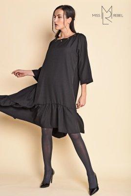 LUXEMBURG ruha fekete