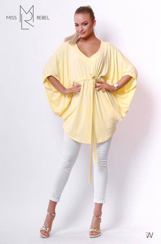 Gru tunika sárga One Size