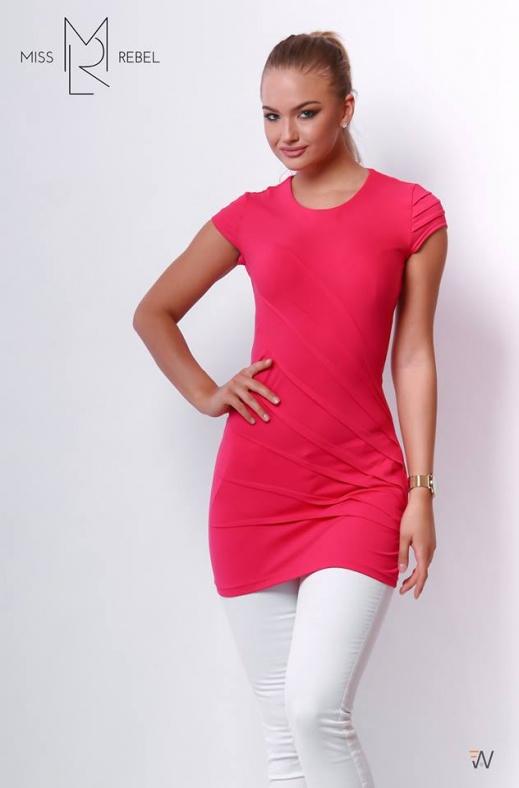 Ildi tunika pink S,M,L,XL