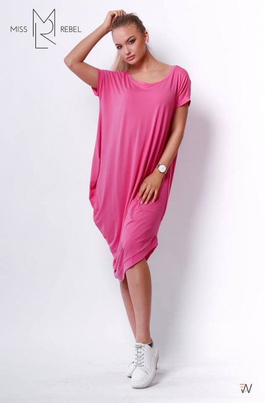 Niki ruha pink One Size
