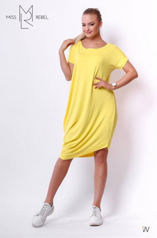 Niki ruha sárga One Size
