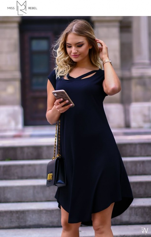 216 Wiki ruha fekete S-M,L-XL,XXL,XXXL