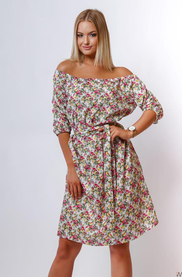 Andi ruha virágos onesíze